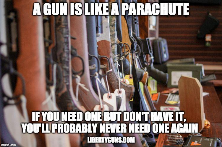 Pin on Gun Control Is Retarded...