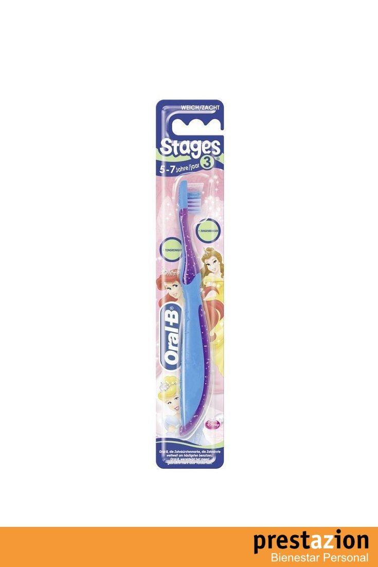 oral b cepillo de dientes infantil stage 3 (de 5 a 7 años) ad04217d8653