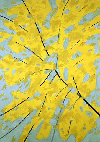Alex Katz Landscape View larger image