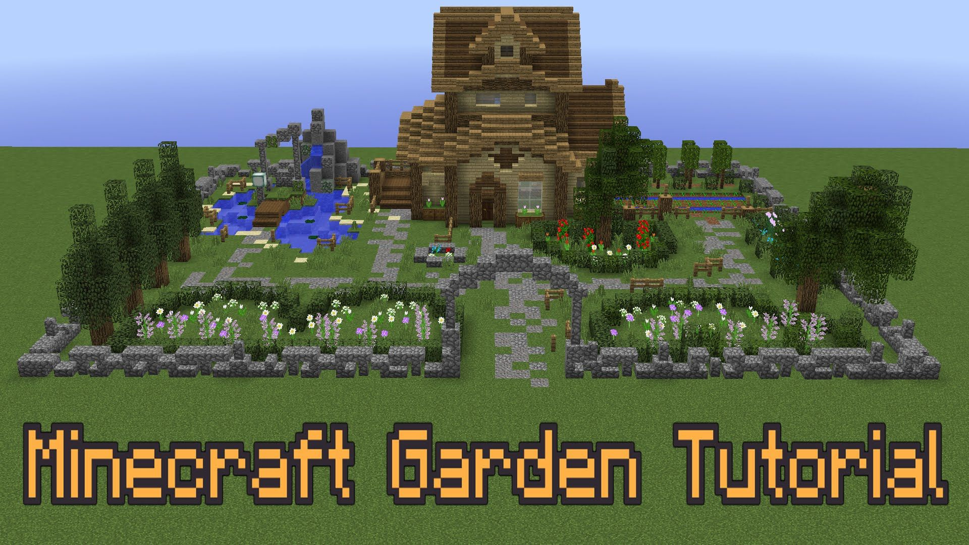 How To Improve Your Minecraft Garden Minecraft