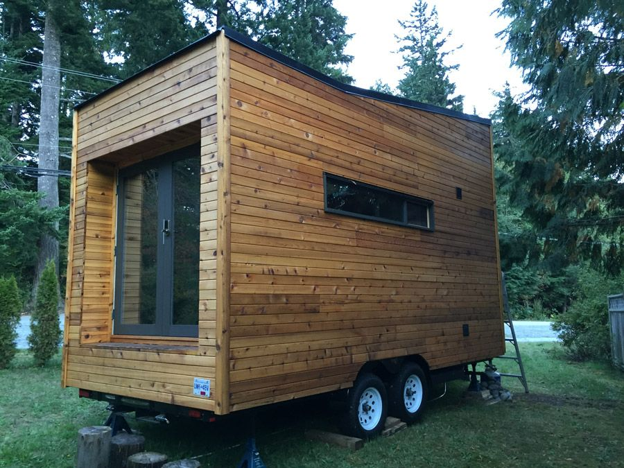 KEQs Corner Tiny House Resides In The Outdoor Capital Of Canada Squamish BC