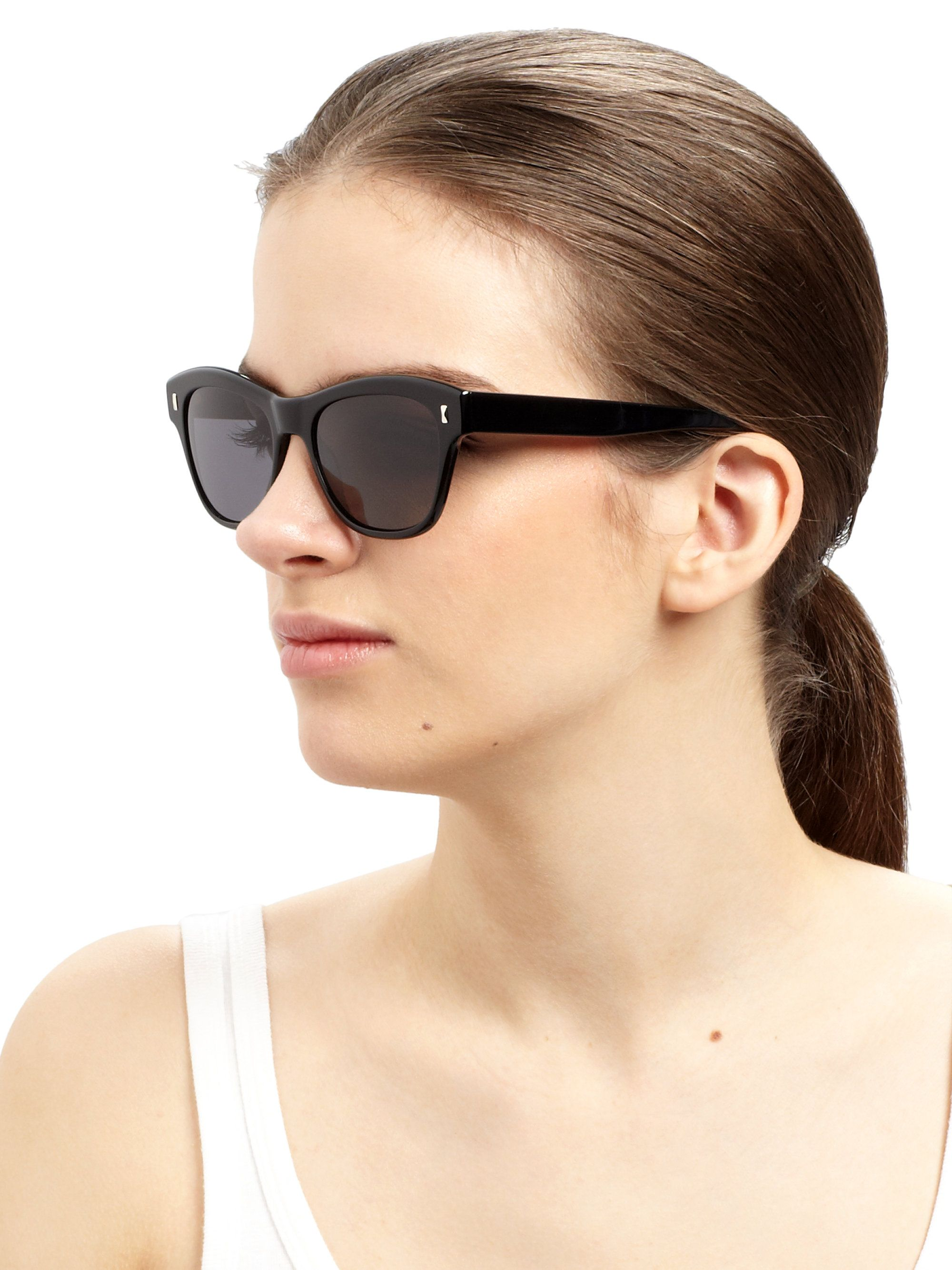square sunglasses - Black Oliver Peoples 5zjxdGiE4t
