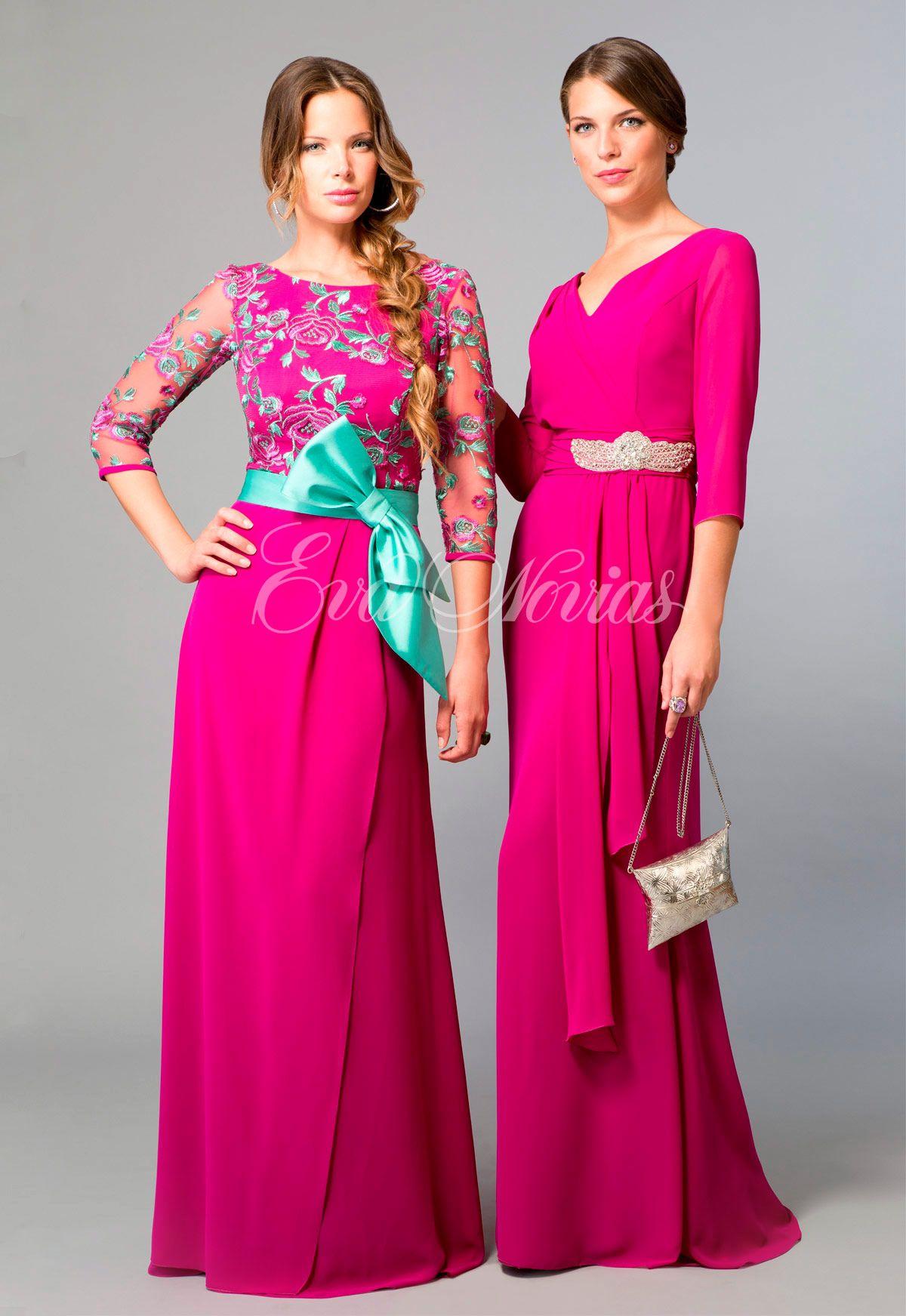 Vestido de fiesta Modelo 17212A | acompañantes boda | Pinterest ...