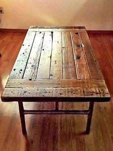 For Family Room Wood Legs Reclaimed Wood Coffee Table Coffee Table Wood Wood Dining Table