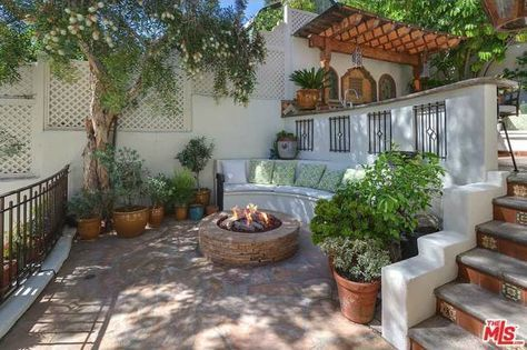 Tyra Banks Selling Romantic Spanish Colonial In Beverly