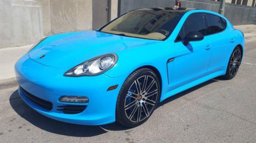 Porsche Panamera 4 Hatchback 4 Door Porsche Porsche Panamera Porsche Panamera 4