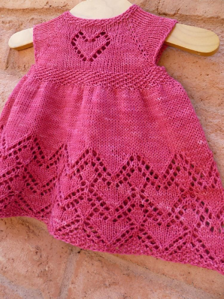 Helen Joyce Dress | Patterns, Baby knitting and Babies