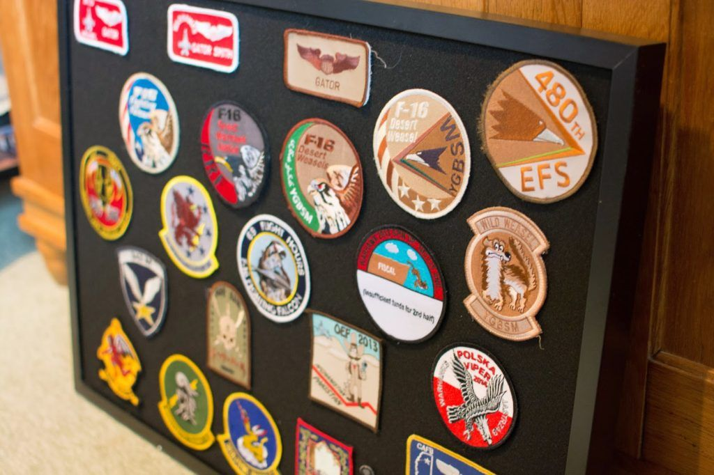 How to make a morale patch board Adventures of Alex