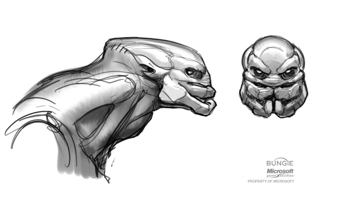 Moderno Anatomía De Halo Elite Bosquejo - Anatomía de Las ...