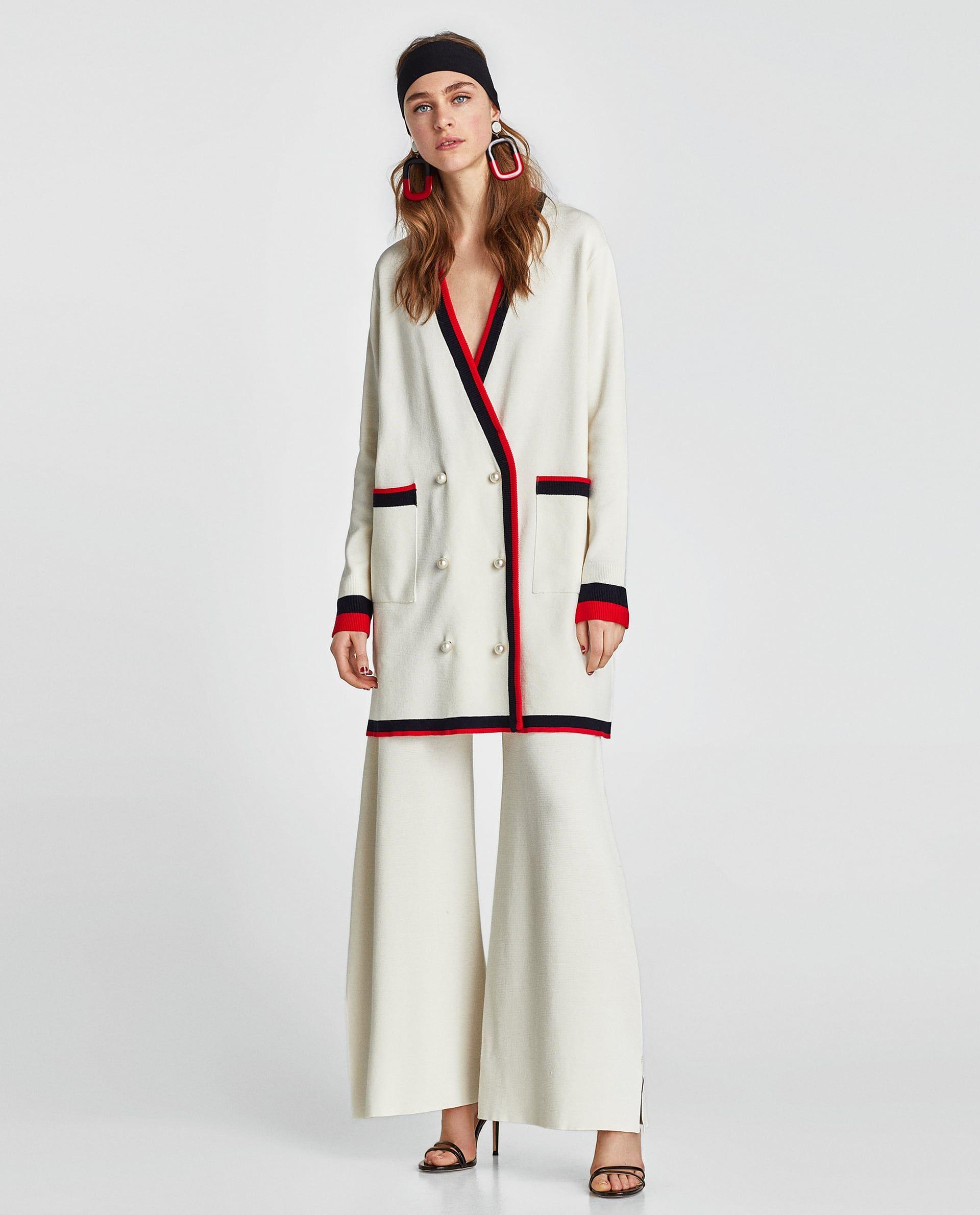 664651dd CHAQUETA CRUZADA PERLA | COZY COOL | Double breasted jacket, Jackets ...