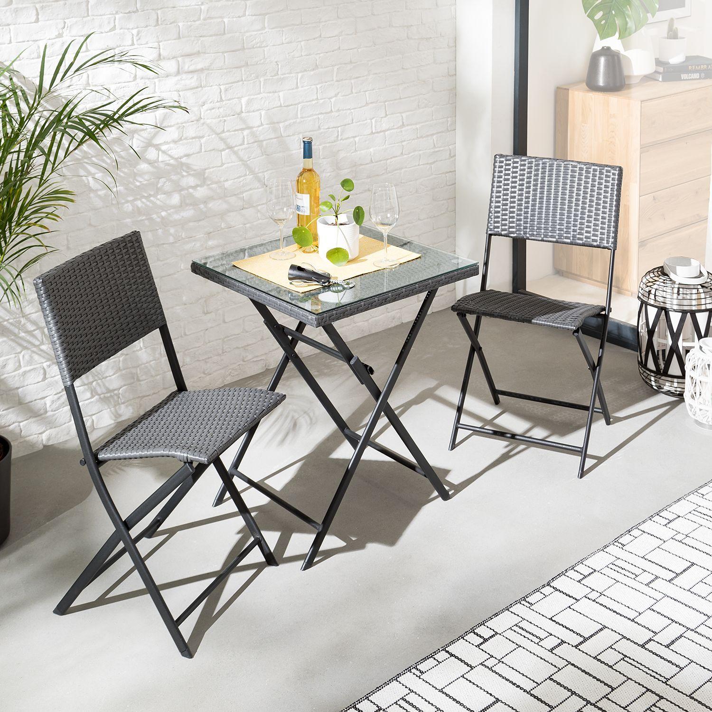 Balkonset Pasto 3 Teilig Products In 2019 Gartenmobel