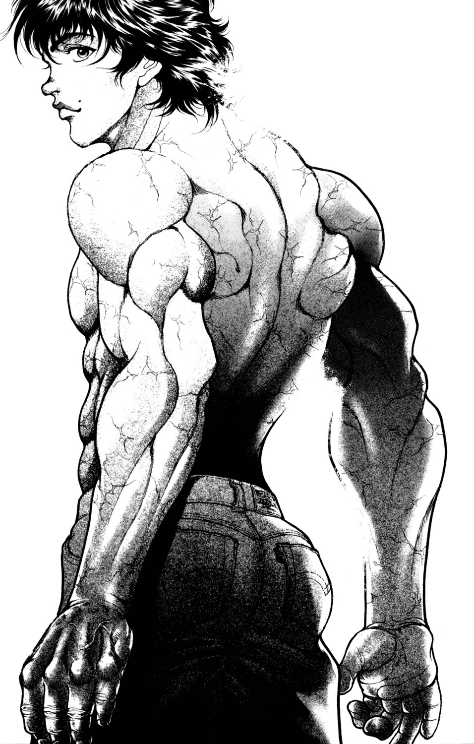 baki hanma - Google Search | My Love ✨ | Anime art, Anime