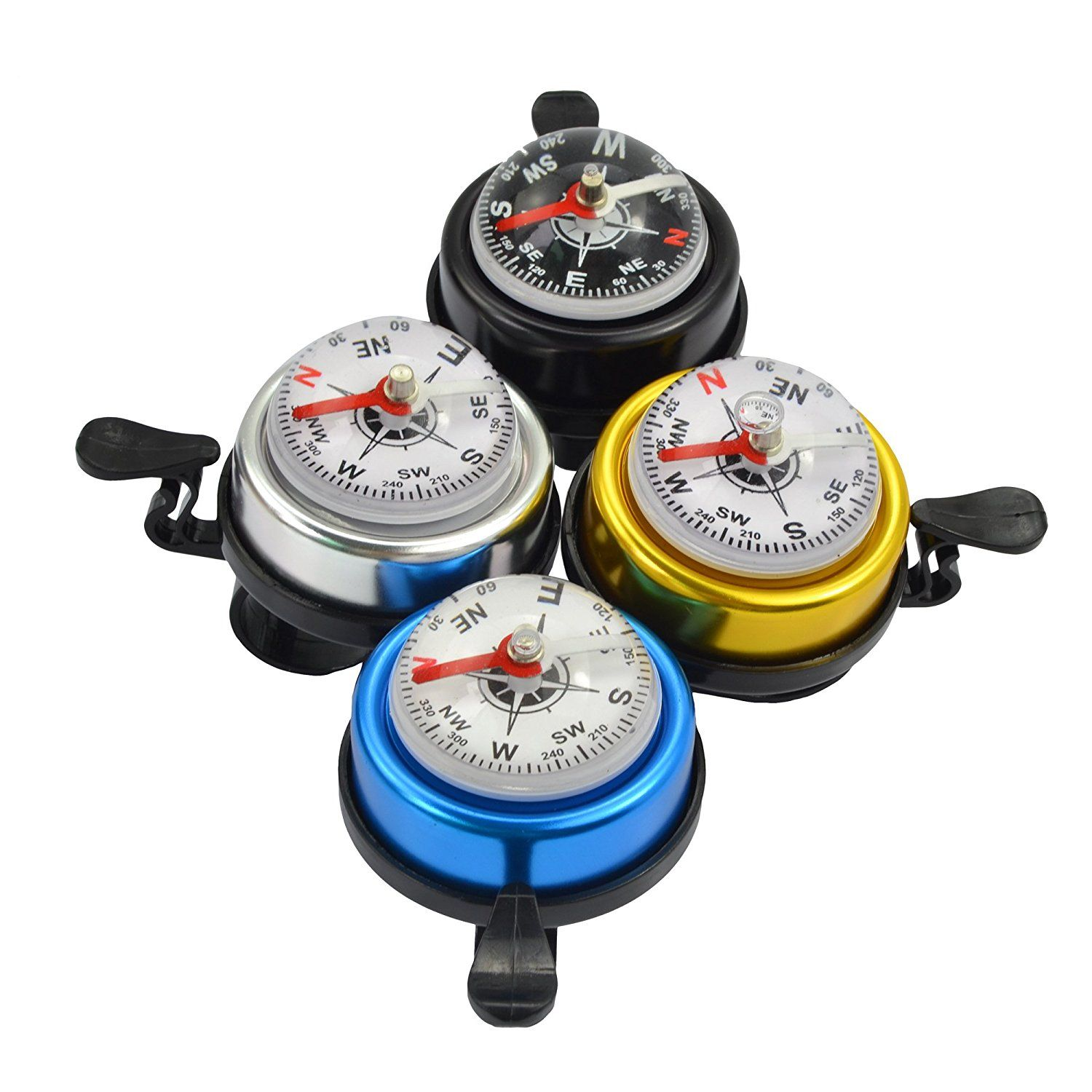 100% top quality classic styles sneakers for cheap Amazon.com : West Biking Compass Bell Bike Bells Mountain ...