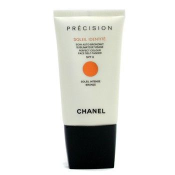 Chanel Sun Care - Face Soleil Identite Perfect Colour Face Self Tanner SPF 8 - Intense (Bronze)