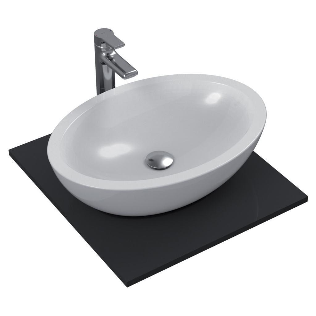 Lavabo da appoggio 60x42 cm | bagno | Pinterest | Basin
