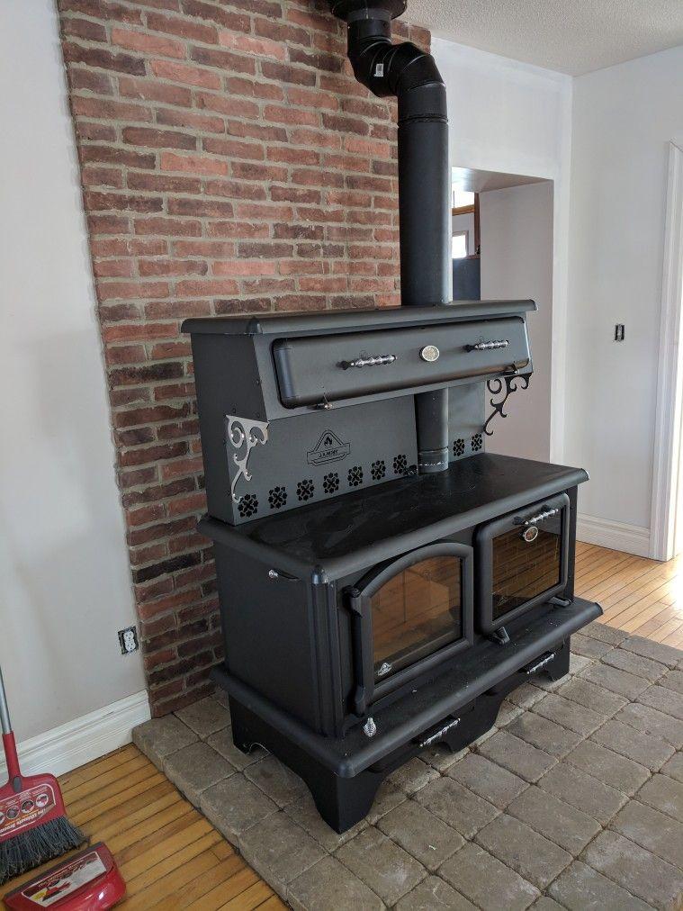 The Best Wood Cookstove Ever Estufas De Lena Decoracion De