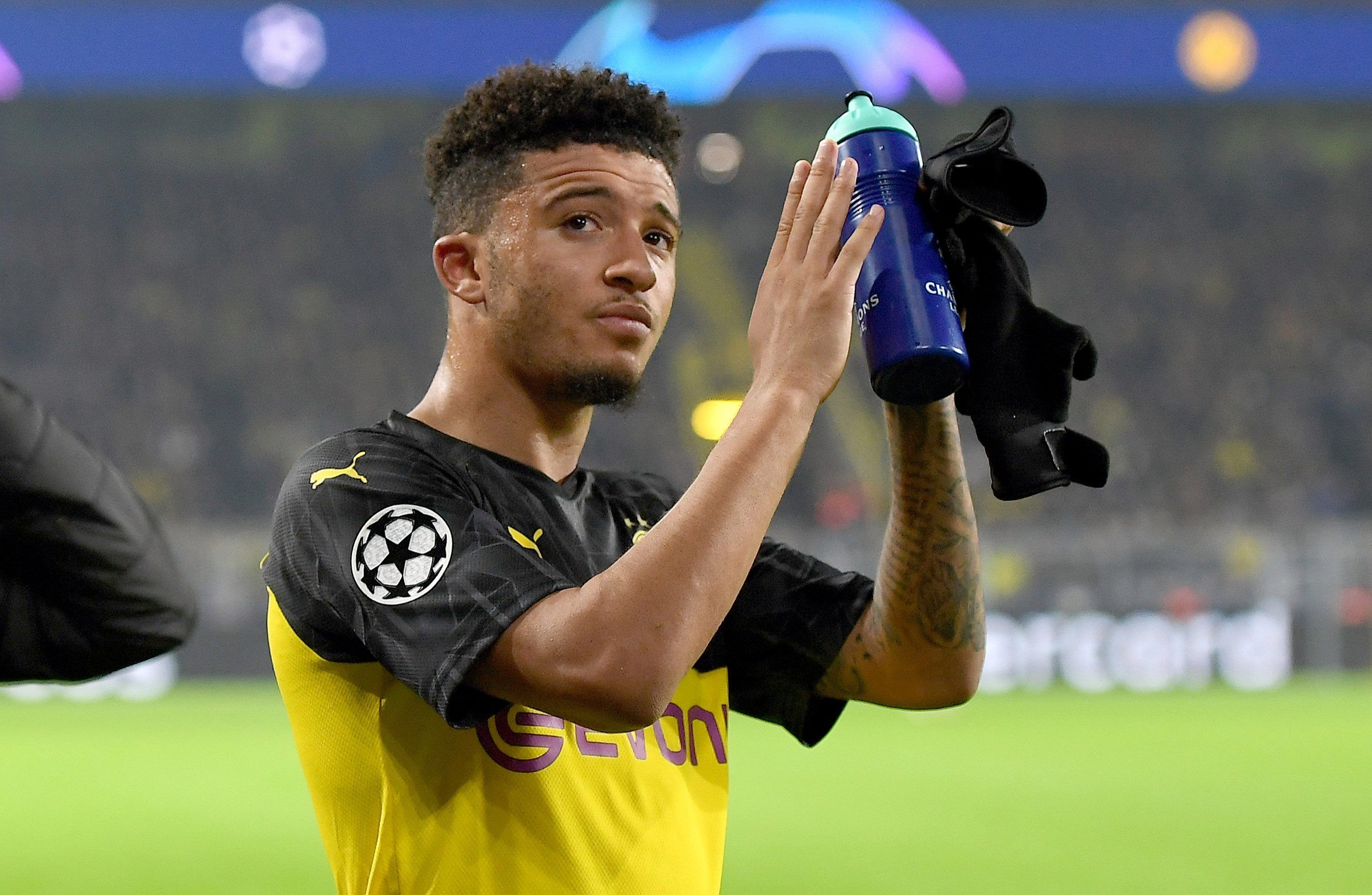 Jadon Sancho Left Feeling Humiliated And Scapegoated By Borussia Dortmund With Manchester United And Liverpool Circling Borussia Dortmund Dortmund Sancho
