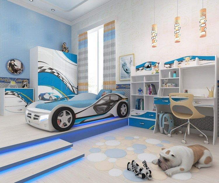 Awesome Chambre Garcon Voiture Ideas - lalawgroup.us - lalawgroup.us