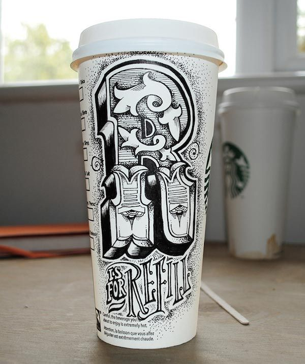 Hand-Drawing-Lettering-Art-on-Coffee-Cups-by-Rob-Draper-(15)