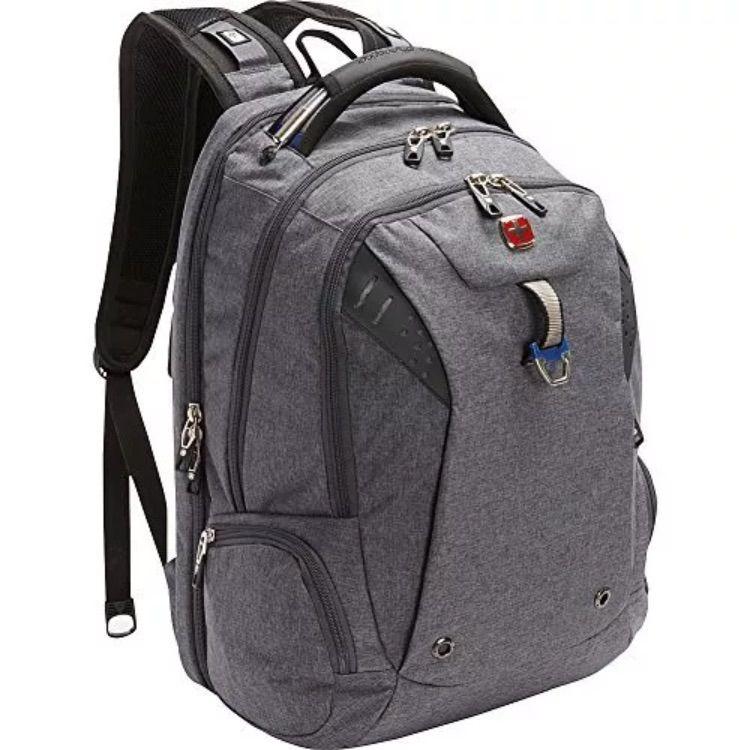 aacb78de3227 Swissgear Travel Gear Scansmart Backpack. Swissgear Travel Gear Scansmart Backpack  Best ...
