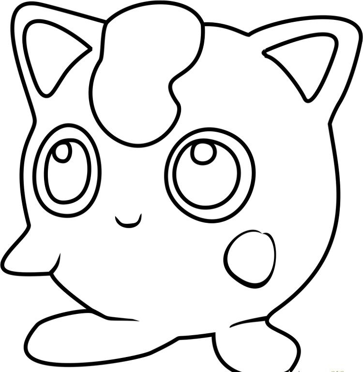 Pokemon Coloring Pages Jigglypuff Pokemon Coloring Pokemon Coloring Pages Pokemon Coloring Sheets
