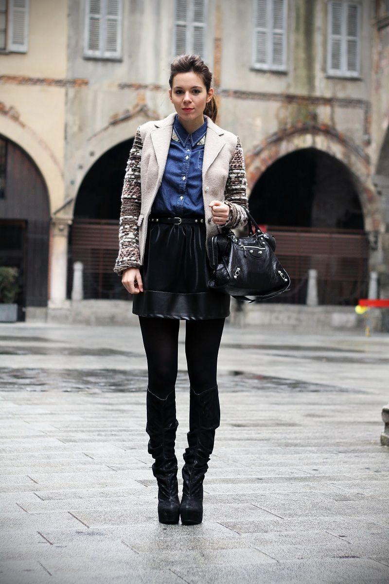 Irene's Closet Fashion blogger outfit e streetstyle