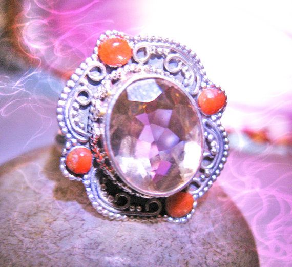 Haunted Ring  ASIAN DRAGON QUEEN Protect Wealth Spirit by Cassia4