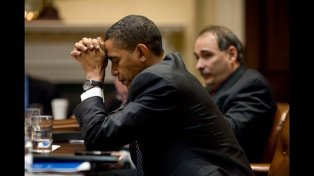 Encuesta: Obama, el Peor Presidente