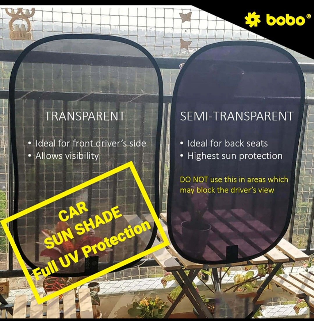 BOBO Car sun shade -80 GSM with 15s Static Film for Full UV Protection . ➖➖➖➖➖➖➖➖➖➖➖ Key features▶️ 🔸 Blocks over 98% of UV sun rays. 🔸 Easy & Fast Application /Removal. 🔸 Safe & High Quality Material. 🔸 Great Gift & Convenient storage. 🔸 6 months warranty. ➖➖➖➖➖➖➖➖➖➖➖➖ . . . . #car #cars #carshade #carsunshade #sunshades #uvrays #uvraysarebad #sunprotection #sunprotect #products #caraccessories #accessories #bestproducts #carlifestyle #carsofinstagram #carinterior #carexterior #sale #covid