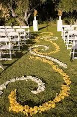 EFEFORD WEDDINGS: Grey and Yellow Wedding Inspiration