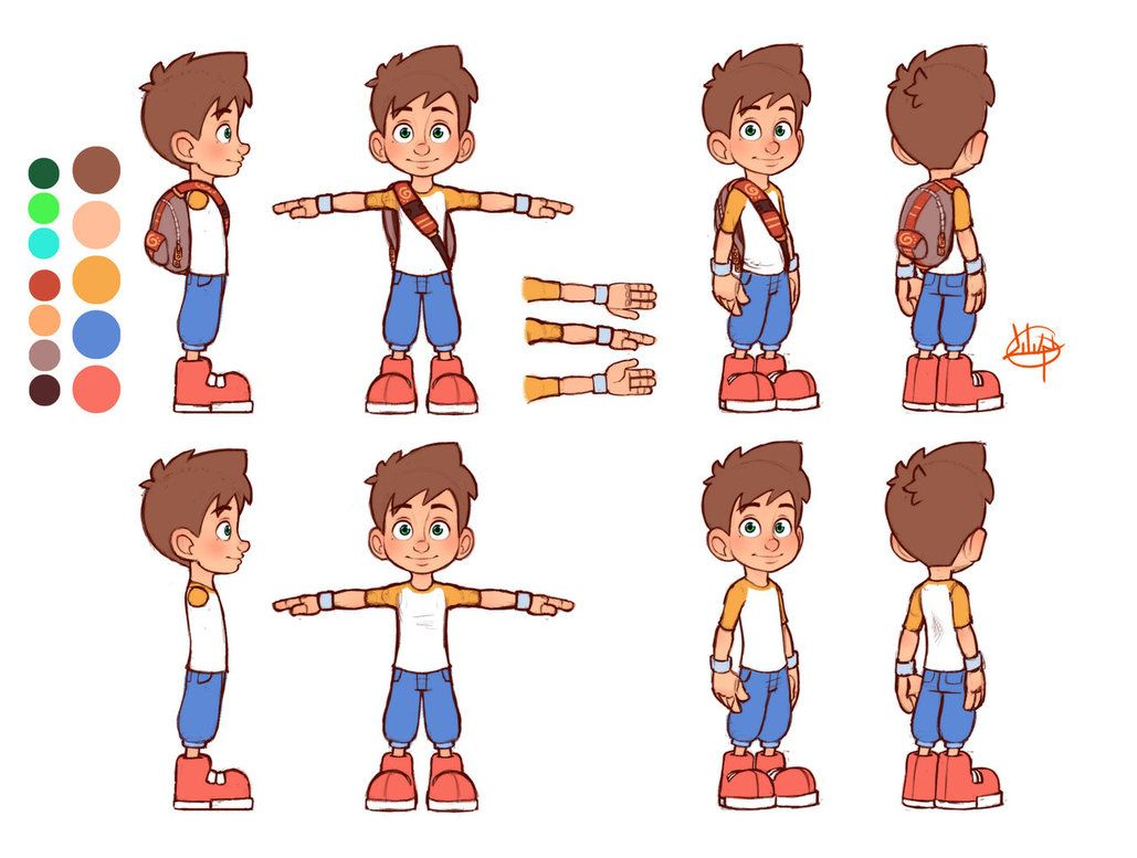 Character Design Uk : Leo reference by luigil model sheets pinterest