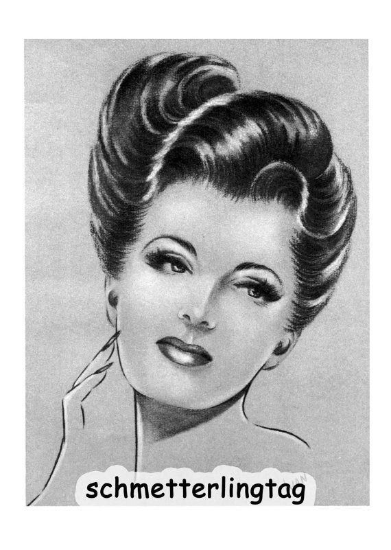 1940s hairstyles book swing era
