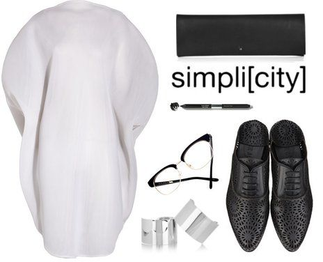 ShopStyle: The Style File #15: TRUE MINIMALISM by Natural Born Styler