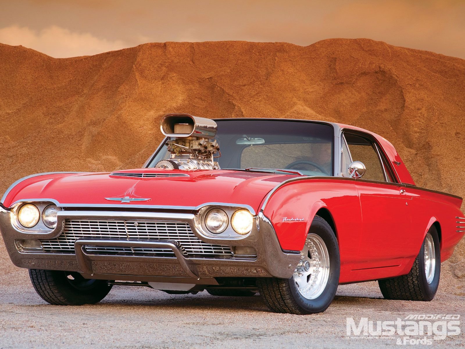 One Of The Most Beautiful 1961 Ford Thunderbird