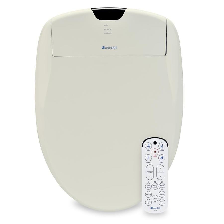 Brondell Swash 1400 Plastic Elongated Slow Close Heated Bidet Toilet Seat S1400 Eb In 2020 Bidet Seat Bidet Toilet Bidet Toilet Seat
