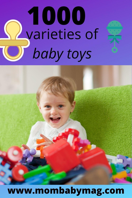 1000 varieties of Baby Toys
