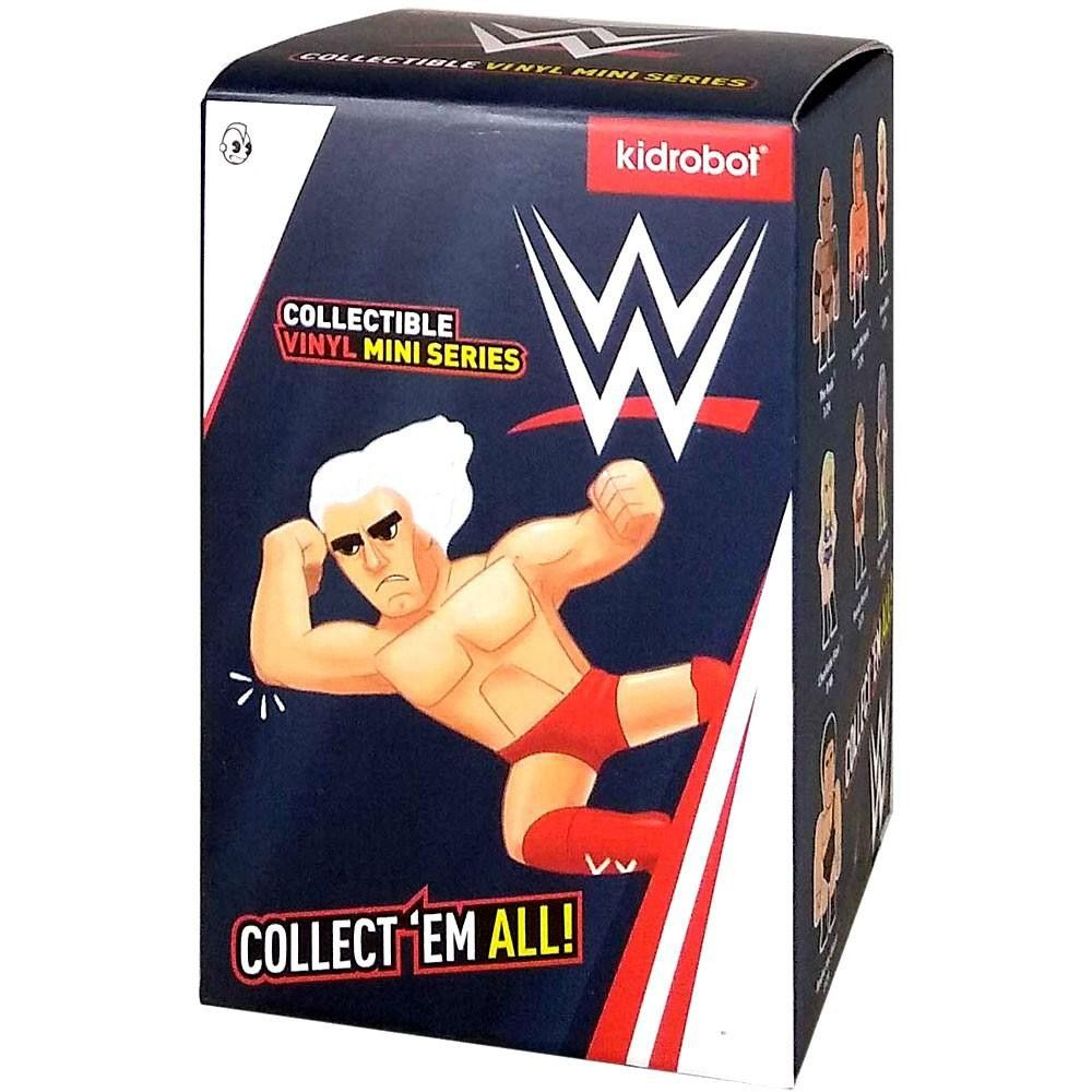 Kidrobot WWE Mini Figure Series Sasha Banks