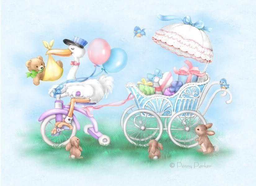 Креативные открытки с рождением ребенка, кристины крокус смешных