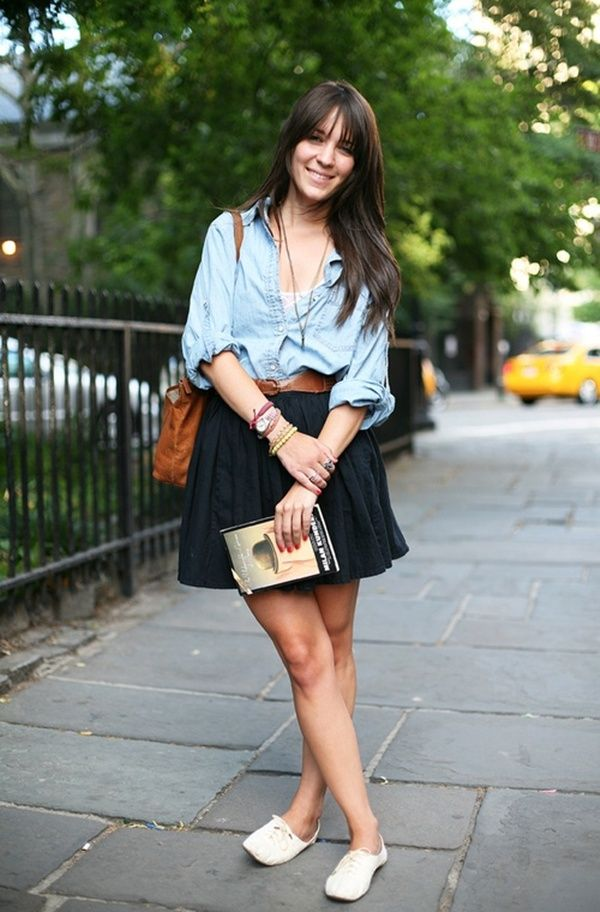 cute-college-outfit-ideas-for-girls So cute!  873d99b67