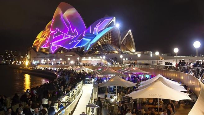 Your complete guide to Vivid Sydney 2016