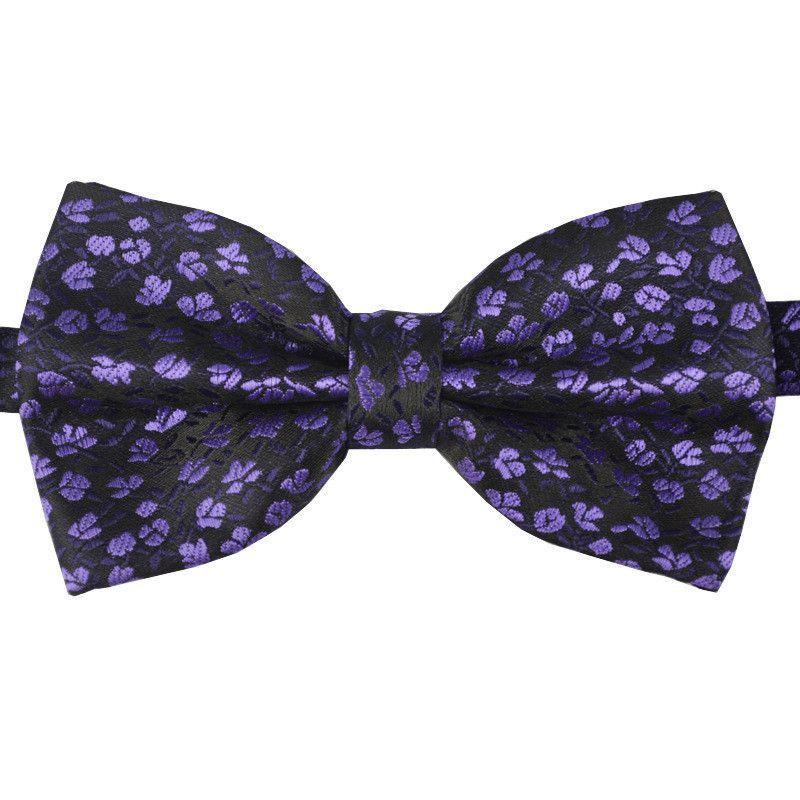 Fashion Men's Bow Tie Men Dot Bowtie Male Marriage Bowtie For Men Gravata Corbatas Candy Color Cravat tie For Wedding