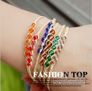 Wholesale Link, Chain - Buy Hot!Raffia Grass Bracelet.Wishing Grass,lucky Grass Chain,bracelet,bangle,cord, Friendship Bracelet, $0.39 | DHgate