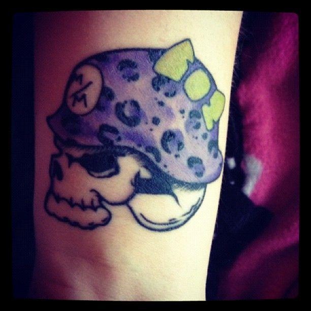 Metal mulisha girl tattoos