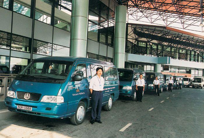 Minibus đi sân bay Nội Bài