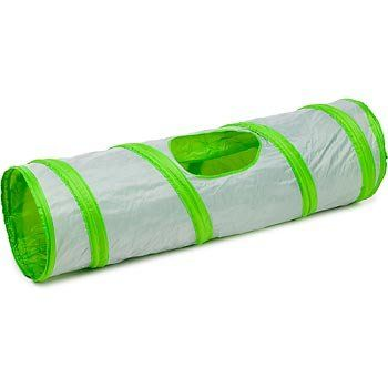 14 64 Reviews Call It Best On The Market Amazon Com Petlinks System Twinkle Chute Cat Tunnel 33 L X 9 5 W X 9 5 H P Cat Tunnel Owning A Cat Cat Toys