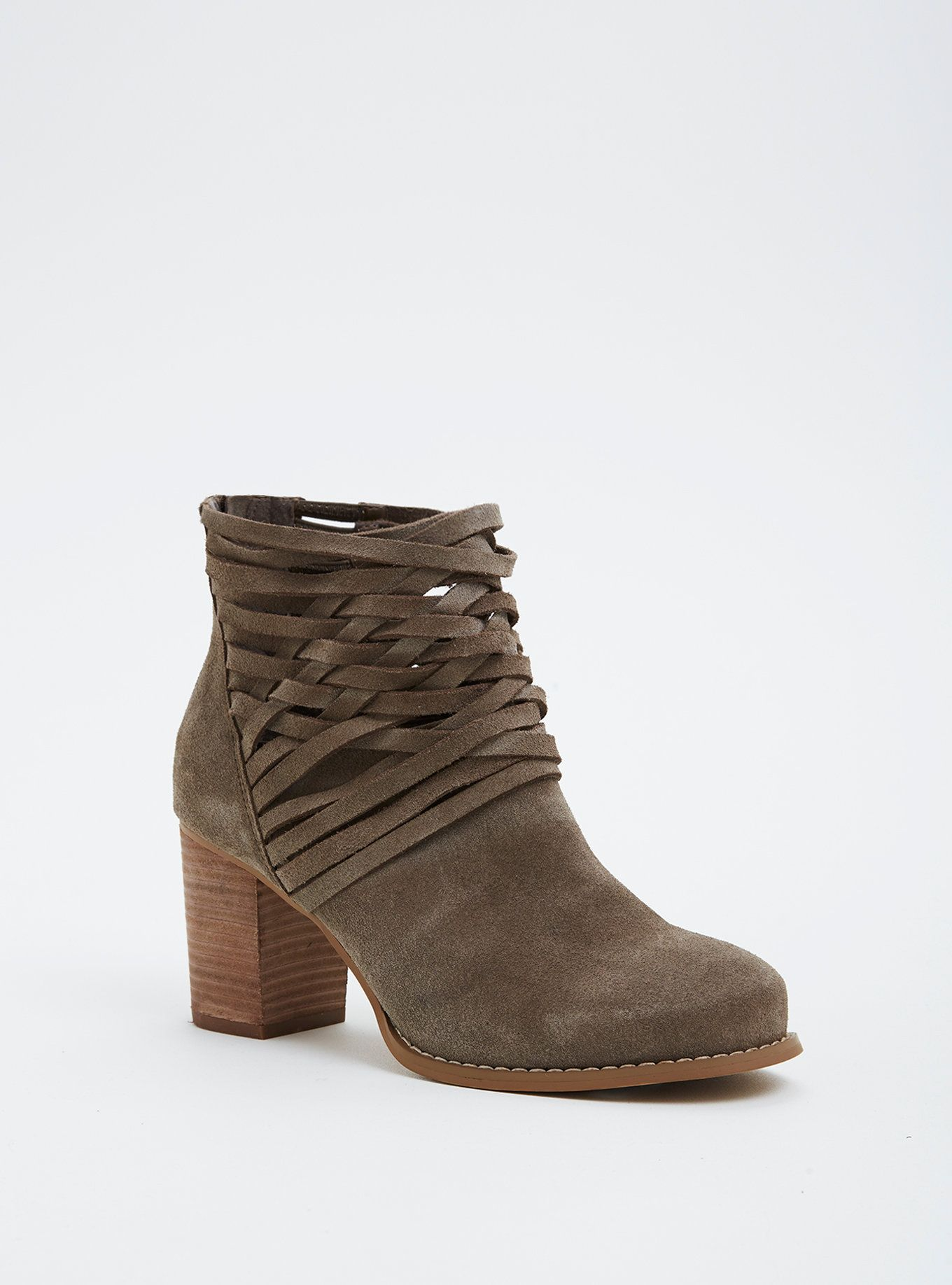 9be510cee790 Whoever said a shoe can change your life was obviously talking about these  booties. The