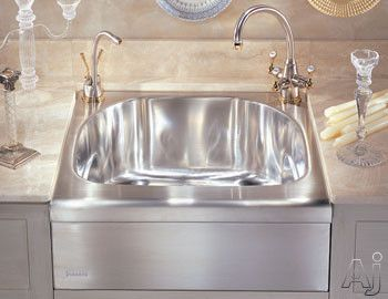 Franke Mhx710 24 Apron Front Single Bowl Stainless Steel Sink