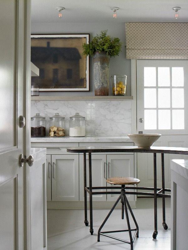 Minimalist kitchen / Clean and simple interior design ideas ...