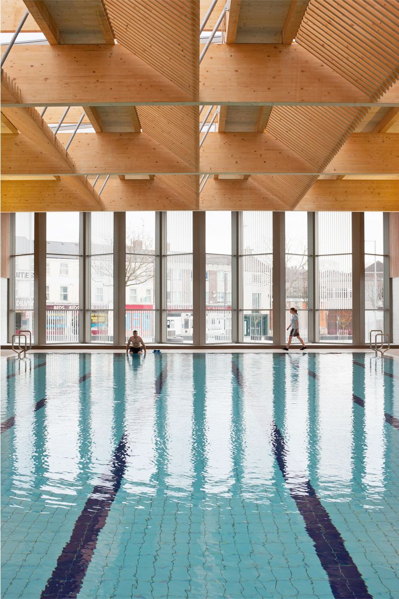 Victoria leisure centre nottingham swimming pool and for Pool designs victoria
