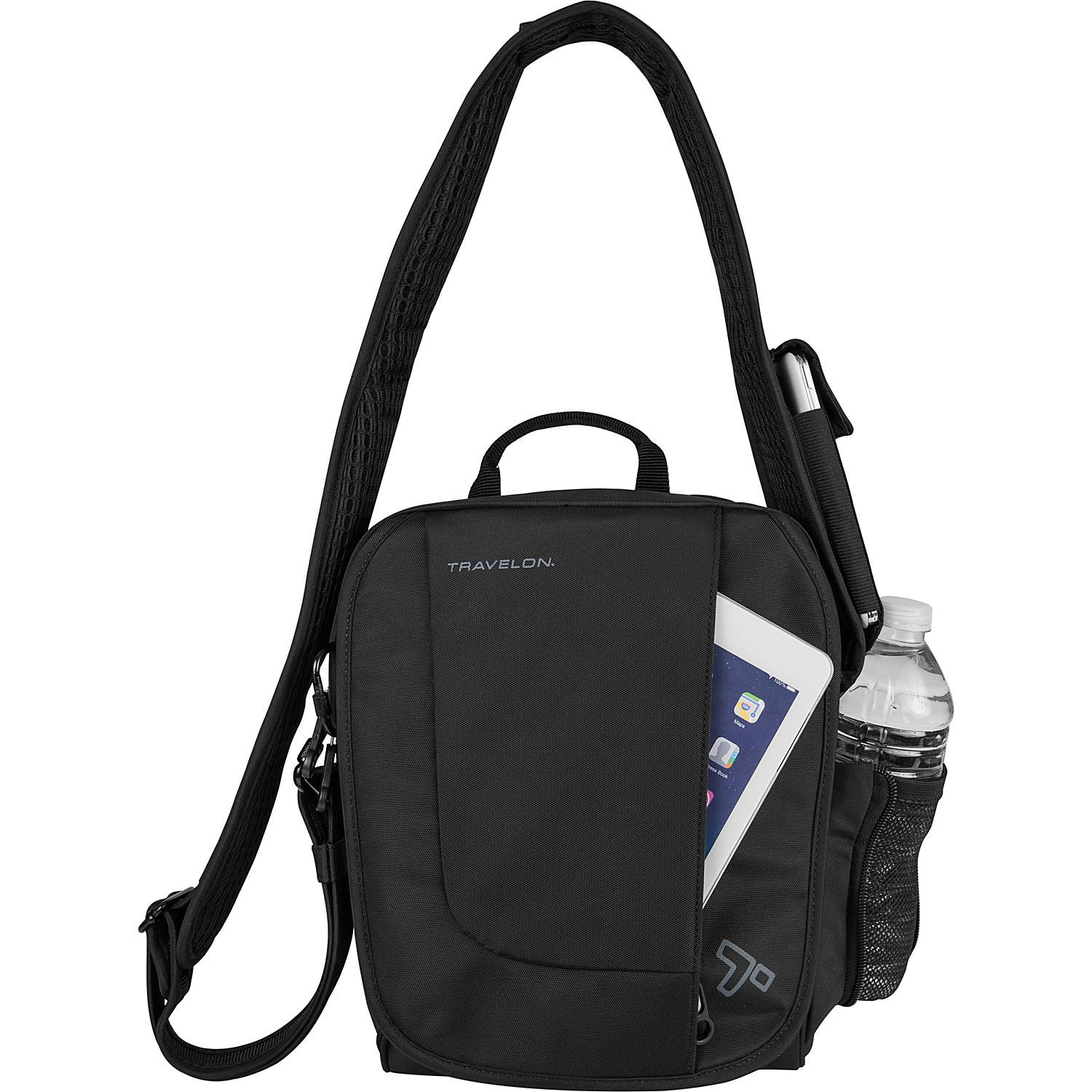 Buy the Travelon Anti-Theft Urban Tour Bag at eBags - Protect ...